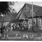 Дом №4 по улице Костёльной в городе Дятлово