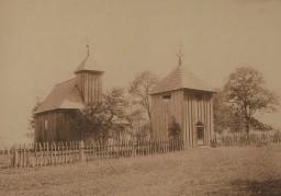 Спасо-Преображенская церковь в городе Дятлово